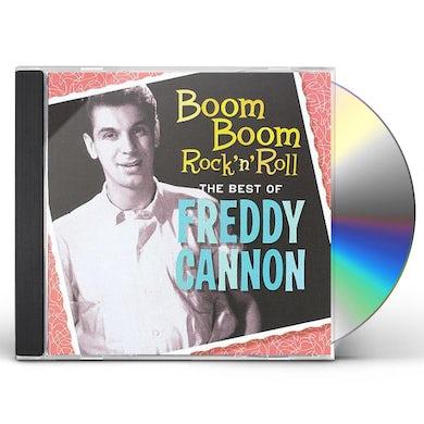 Boom Boom Rock 'N' Roll: The Best Of Freddy Cannon CD