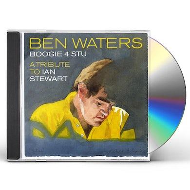 Ben Waters BOOGIE 4 STU CD