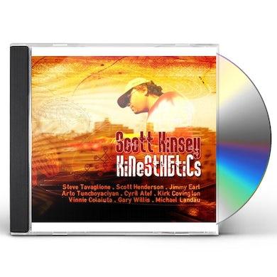 Scott Kinsey KINESTHETICS CD