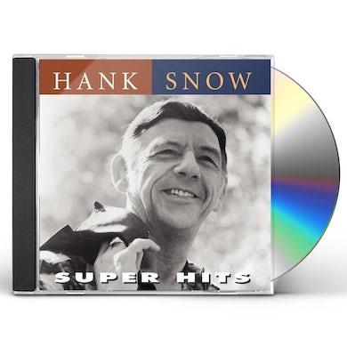 Hank Snow SUPER HITS CD
