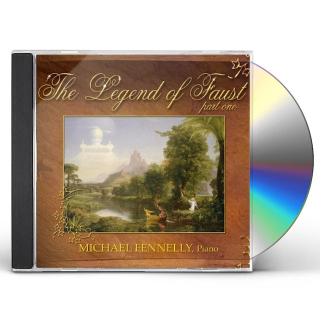 Michael Fennelly LEGEND OF FAUST: PART ONE CD