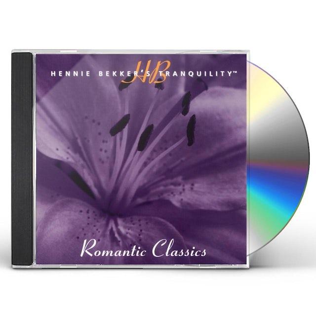 HENNIE BEKKER'S TRANQUILITY - ROMANTIC CLASSICS CD