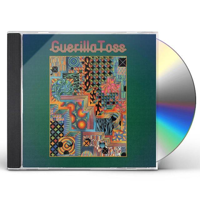 GUERILLA TOSS TWISTED CRYSTAL CD