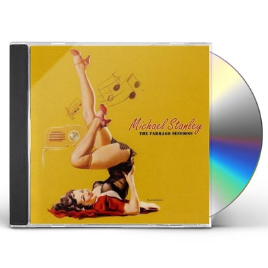 Michael Stanley FARRAGO SESSIONS CD