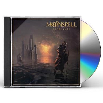 Moonspell HERMITAGE CD
