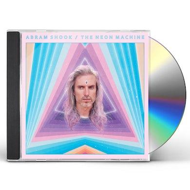 Abram Shook THE NEON MACHINE CD