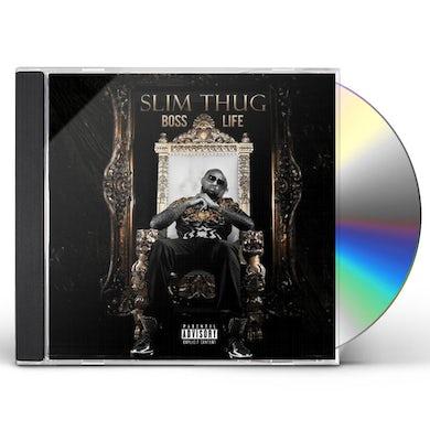 Slim Thug BOSS LIFE CD