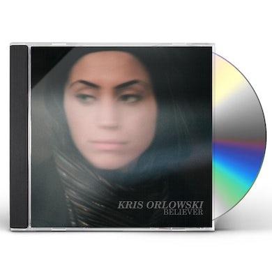 Kris Orlowski BELIEVER CD