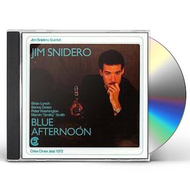 Jim Snidero BLUE AFTERNOON CD