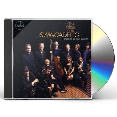 Swingadelic OTHER DUKE: TRIBUTE TO DUKE PEARSON CD