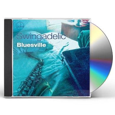 Swingadelic BLUESVILLE CD