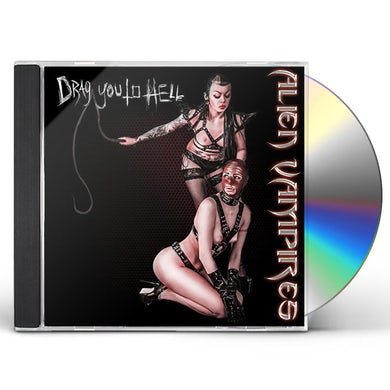 DRAG YOU TO HELL CD