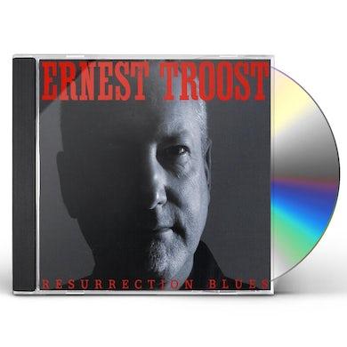 Ernest Troost RESURRECTION BLUES CD