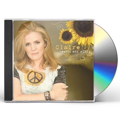 Claire HEARTS & MINDS CD