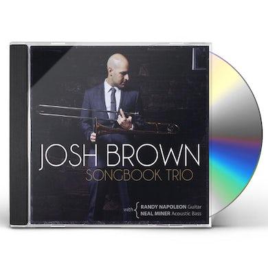 Josh Brown SONGBOOK TRIO CD