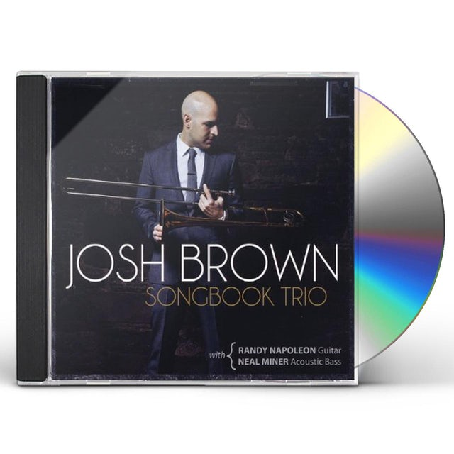 Josh Brown SONGBOOK TRIO CD