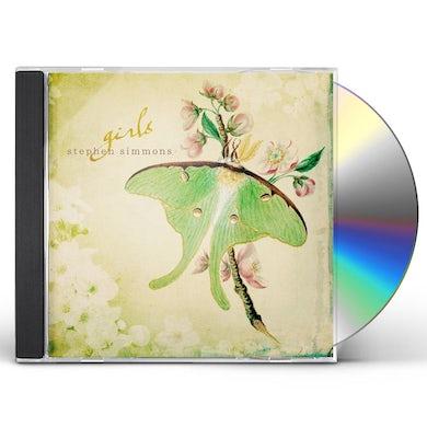 Stephen Simmons GIRLS CD