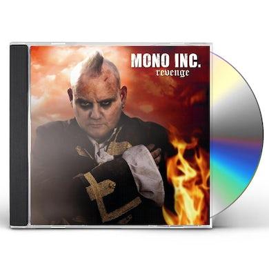 Mono Inc. REVENGE LTD. CD