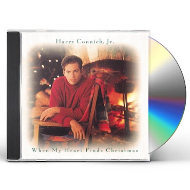 Harry Connick Jr WHEN MY HEART FINDS CHRISTMAS CD