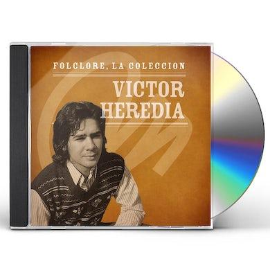 Victor Heredia COLECCION MICROFON FOLCLORE CD