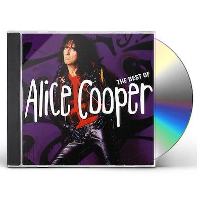 Alice Cooper BEST OF CD