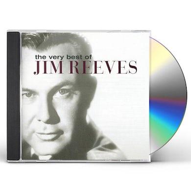 Jim Reeves VERY BEST OF CD