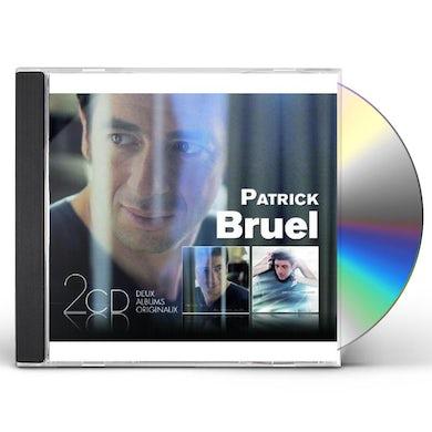 Patrick Bruel JUSTE AVANT / DES SOUVENIRS DEVANT CD