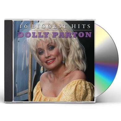 Dolly Parton 16 BIGGEST HITS CD