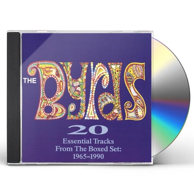 The Byrds 20 ESSENTIAL TRACKS FROM THE BOXED SET 1965-1990 CD