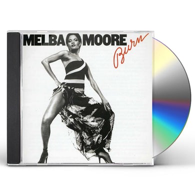 Melba Moore BURN (BONUS TRACKS EDITION) CD