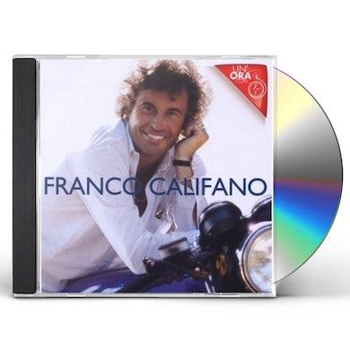 Franco Califano UN ORA CON CD
