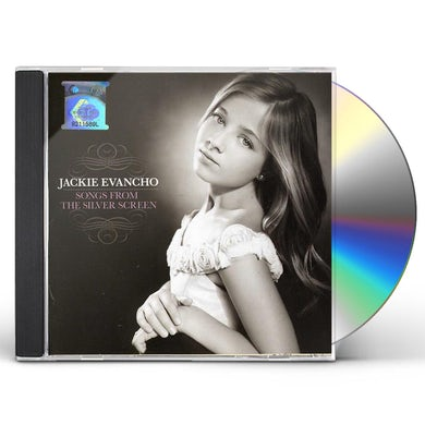 Jackie Evancho SONGS FROM THE SILVER SCREEN: CD/DVD EDITION CD