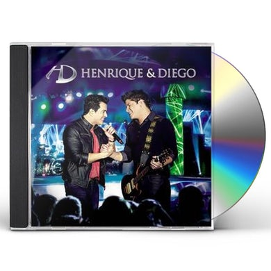 Henrique & Diego AO VIVO CD