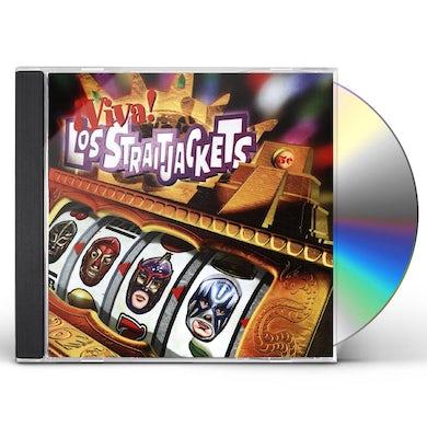 Viva los straitjackets CD