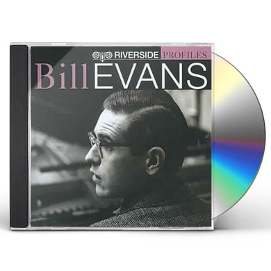 Bill Evans RIVERSIDE PROFILES CD