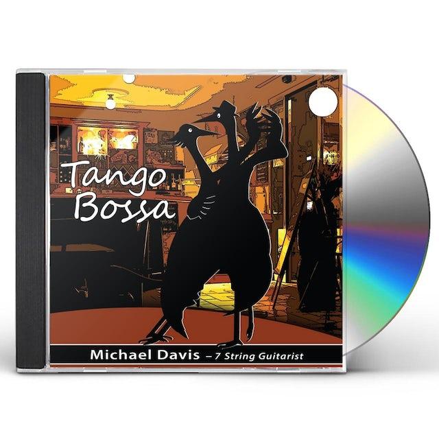 Michael Davis TANGO BOSSA CD