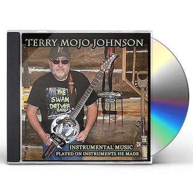 Terry Johnson TERRY MOJO JOHNSON CD