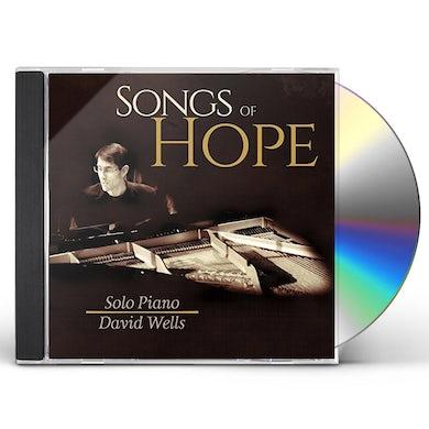 David Wells SONGS OF HOPE CD