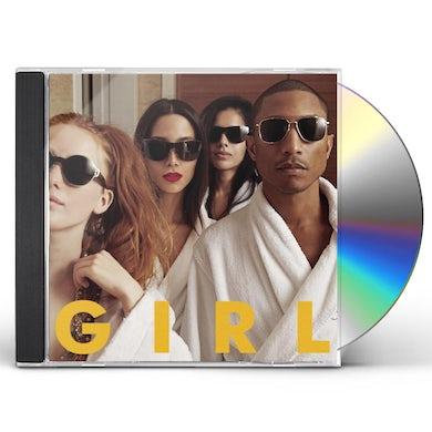 Pharrell Williams G I R L CD