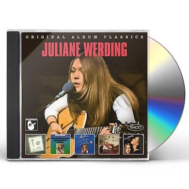Juliane Werding ORIGINAL ALBUM CLASSICS CD