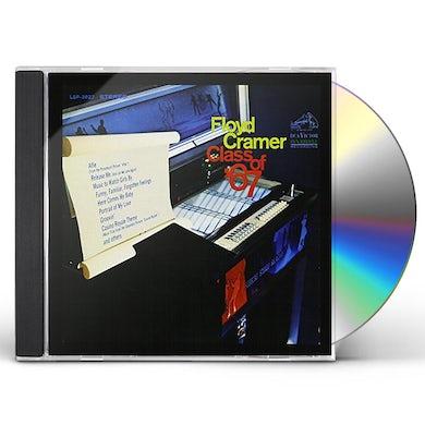 Floyd Cramer CLASS OF '67 CD