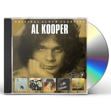 Al Kooper ORIGINAL ALBUM CLASSICS CD
