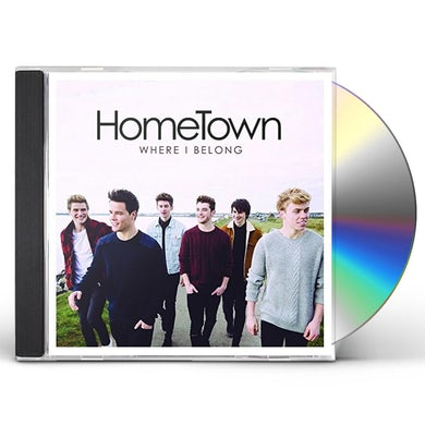 HomeTown WHERE I BELONG CD