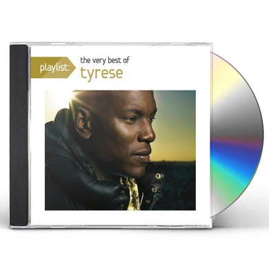 PLAYLIST: THE VERY BEST OF TYRESE CD