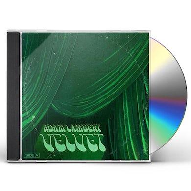 Adam Lambert Velvet: Side A CD
