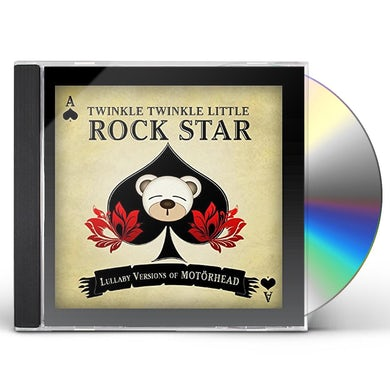 Twinkle Twinkle Little Rock Star LULLABY VERSIONS OF MOTORHEAD (MOD) CD