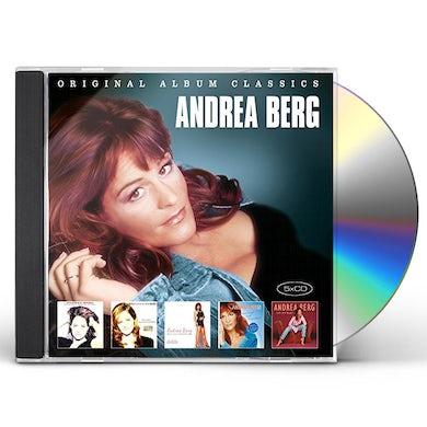 Andrea Berg ORIGINAL ALBUM CLASSICS CD