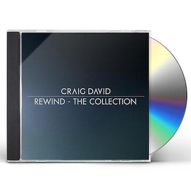 Craig David REWIND: THE COLLECTION CD