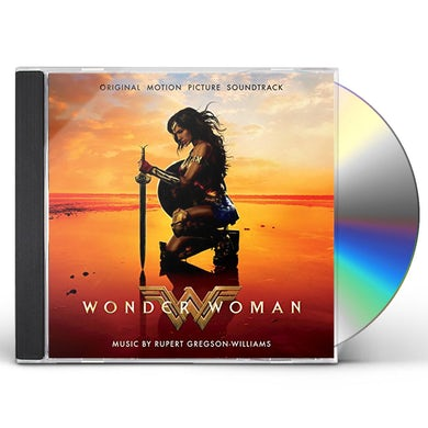 Rupert Gregson-Williams WONDER WOMAN / Original Soundtrack CD