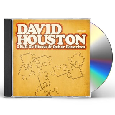 David Houston I FALL TO PIECES & OTHER FAVORITES CD
